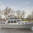 Motorboot huren in Friesland bij de Schiffart Yachtcharter