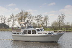 Motorboot verhuur in Friesland